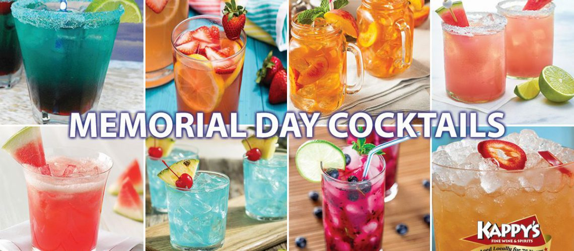 Memorial Day Cocktails